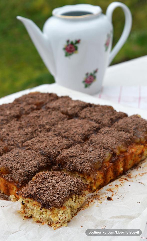 socna ranojesenska torta (bez brasna) by eljBento