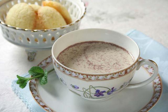 Čokoladni menta čaj
