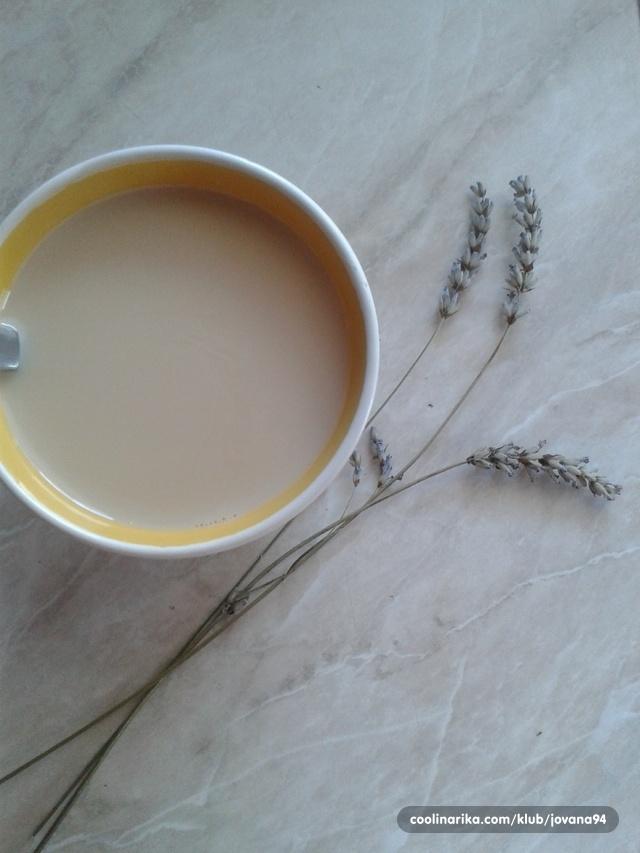 English latte