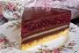 Cokoladna torta sa malinama i marcipanom Johanna Lafera