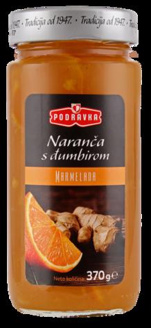 Podravka Marmelada naranča s đumbirom