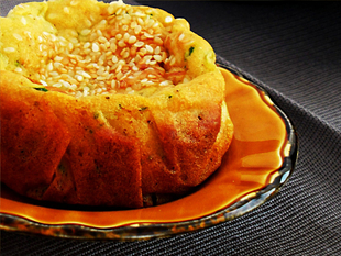 Tortice (ili muffinsi) sa tikvicama i mozzarellom