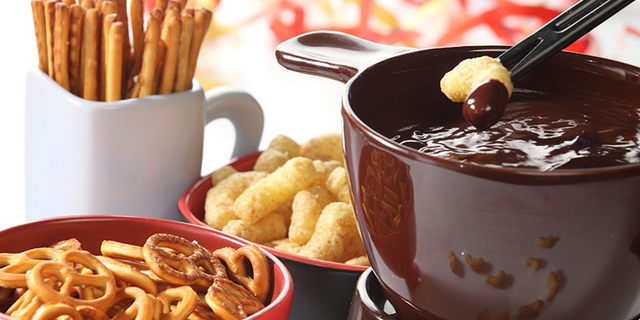 Slatko-slani <em>fondue</em>