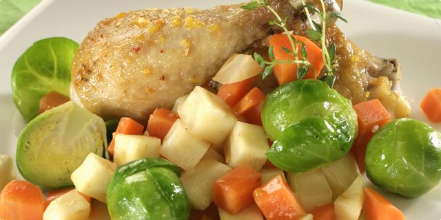 Piletina iz pećnice