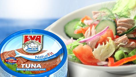 Tuna u prirodnom okružju