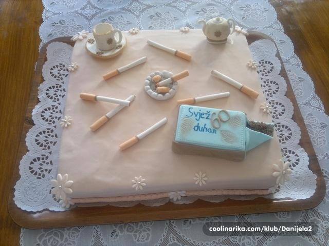 60 rođendan Torta za 60 rođendan — Coolinarika 60 rođendan
