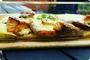 Slozenac od ribanog krompira i lososa