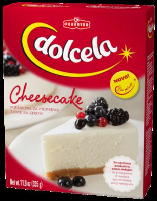Chococake i cheesecake, savršeni par