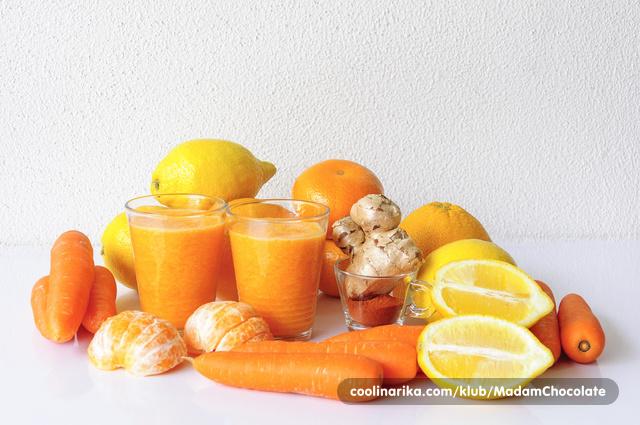 Napitak Protiv Prehlade i Gripe