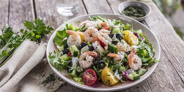 Salata od rakova