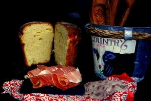 Crescia - Umbrijski kruh sa sirom i jajima