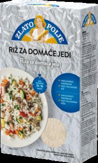 Riža za domaća jela vakuum