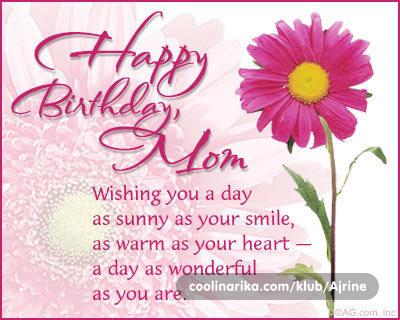 sretan rođendan mama Sretan rođendan mama !!! — Coolinarika sretan rođendan mama