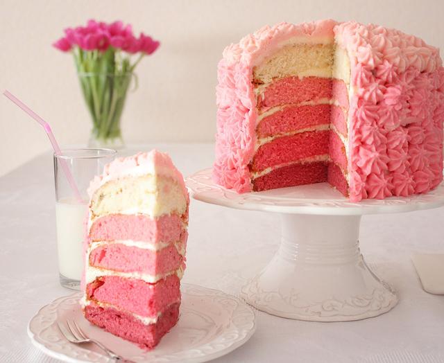 Lady pink - skusst