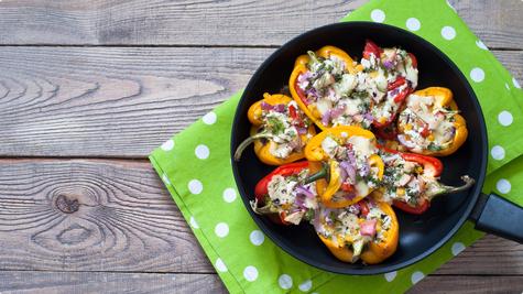 Punjeno povrće na drugačiji način
