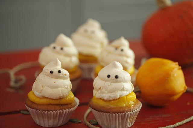 Muffini od bundeve i slatki duhovi