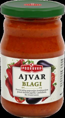 Ajvar - blagi