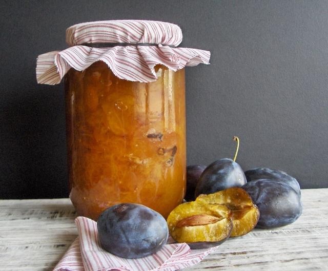 Džem od šljiva sa karanfilićem - Veca01