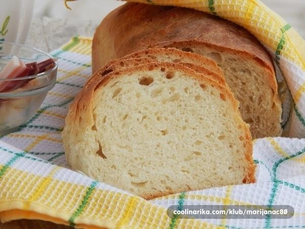 Domaći kruh 1