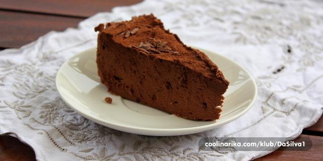 Cokoladni Truffle Kolac s kavom...