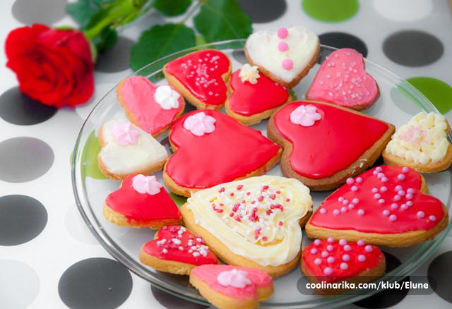 Valentinova srca sa limunom