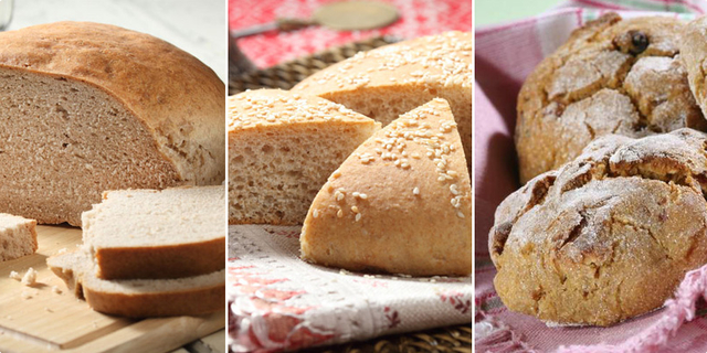 10 jednostavnih načina pripreme kruha