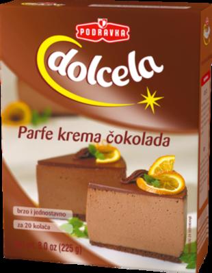 Parfe krema čokolada Dolcela
