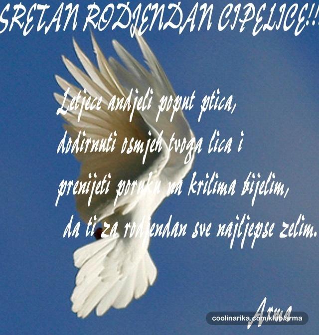 sretan bozic stihovi Sretan rodjendan Cipelice!!! — Coolinarika sretan bozic stihovi