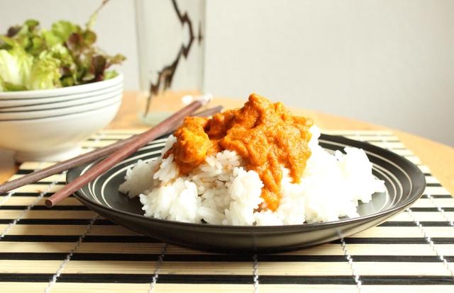 Mamin Asia Curry - vanili