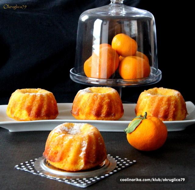 Kuglofići od mandarina - Milicza