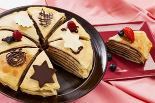 Lino torta od palačinki