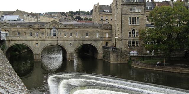 Slikom po Engleskoj - Bath