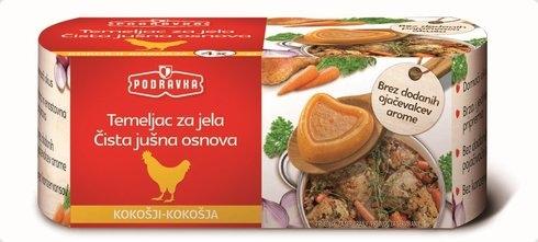 Temeljac za jela - kokošji