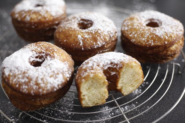 Cronut-neobična kombinacija kroasana i krafne