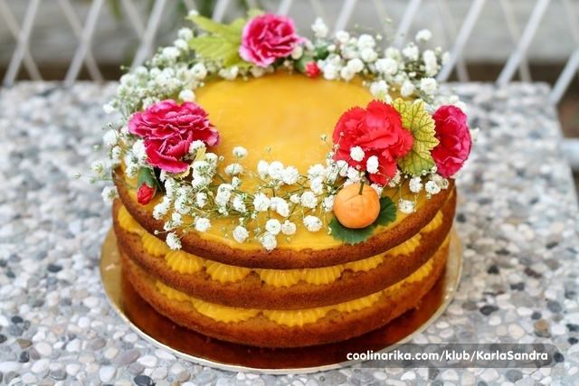 Brza torta od bundeve