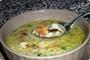Bogata juha od miješanih gljiva