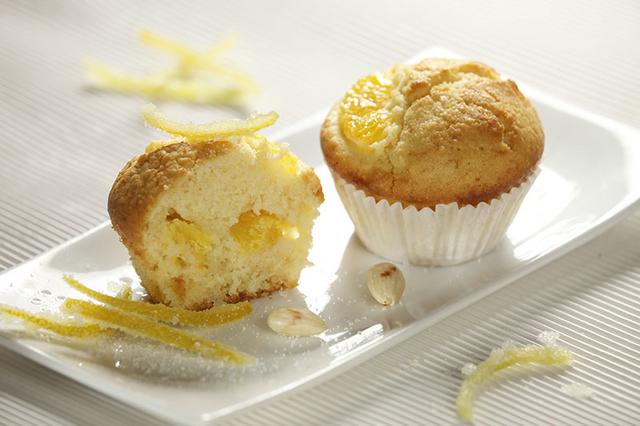 Muffini s mandarinama