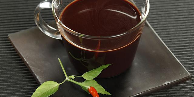 Pikantni čokoladni napitak