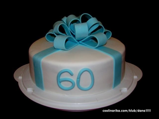 60 rođendan Čokoladna torta — Coolinarika 60 rođendan
