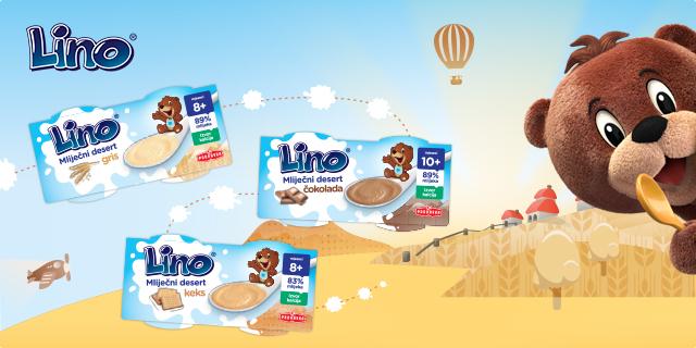 Osvoji Lino poklon pakete