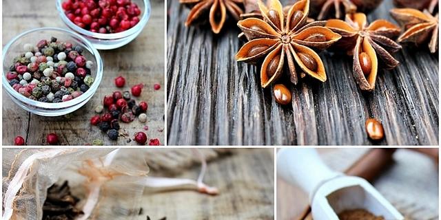Začini i začinsko bilje u kuhinji