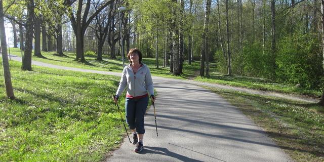 Nordic Walk !