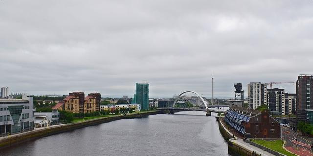ღ Škotska Glasgow