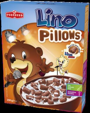 Lino Pillows - jastučići punjeni Lino ladom
