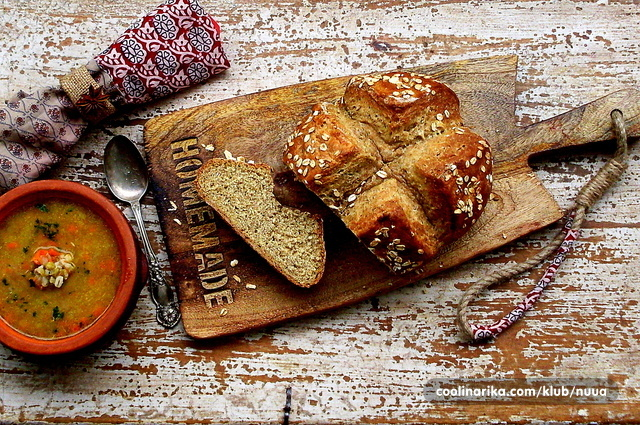 Brzi soda kruh bake Mary sa otoka Inis Mór