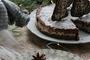 Nepečena zobena torta sa šumskim voćem