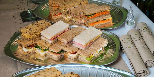 sendviči za dječji rođendan Tradicionalni Britanski sendvici za party — Coolinarika sendviči za dječji rođendan
