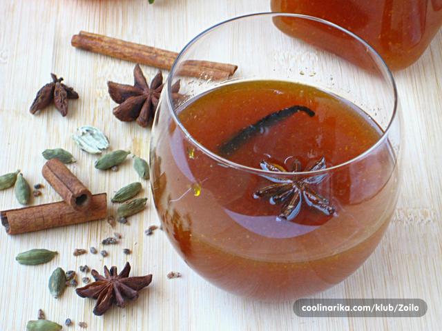 Mirisni sirup od agruma