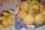Krompir pogacice s vegetom