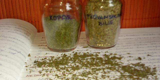 Uzgoj začinskog bilja na balkonu